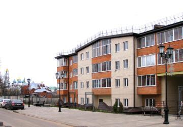 1-комнатные квартиры в ЖК Донской, Сергиев Посад