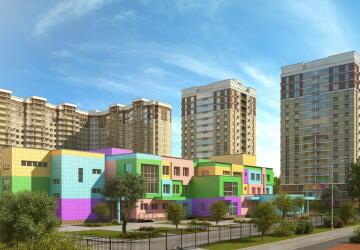 3-комнатные квартиры в ЖК Люберцы 2016, Люберцы