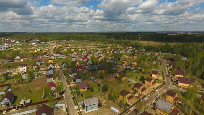 Коттеджный поселок Петровский луг