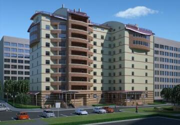 3-комнатные квартиры в ЖК на ул. Металлургов, Кашира