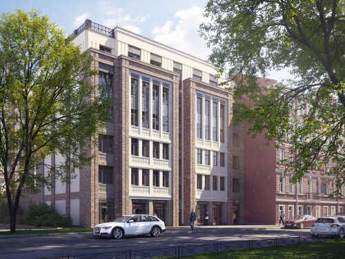 Клубный дом «Созидатели» Премиум-квартиры в центре СПб