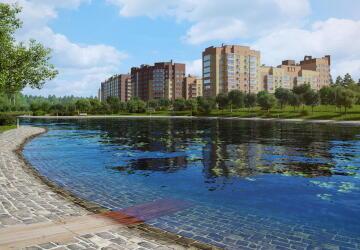 3-комнатные квартиры в ЖК Опалиха парк, Красногорск