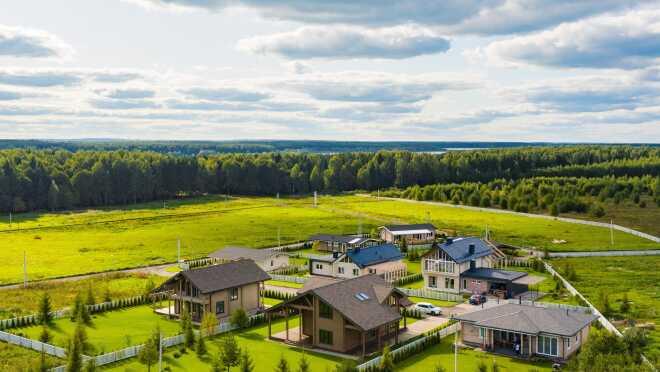 Коттеджный поселок Larsen park (Ларсен парк)