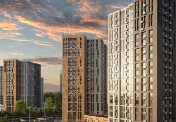 3-комнатные квартиры в ЖК Прокшино