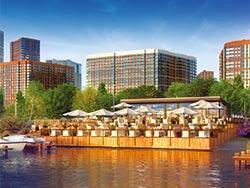 ЖК «Сердце столицы». Скидки до 15%! Лучшие квартиры у реки. Ключи в этом