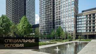 Prime Park. Семейные резиденции премиум-класса Квартиры с панорамным видом